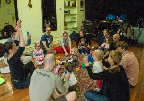 German Class Lieder & Geschichten in New York 0–2 year old