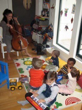 Rella's Spielhaus German Daycare New York