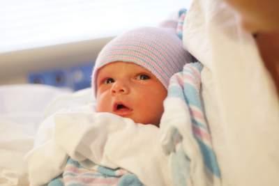 Stephanie Heintzeler's newborn | CityKinder Team