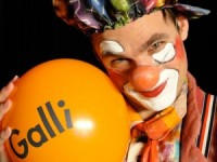 Clown Jimmy Galli Theater for German Birthday Parties in New York