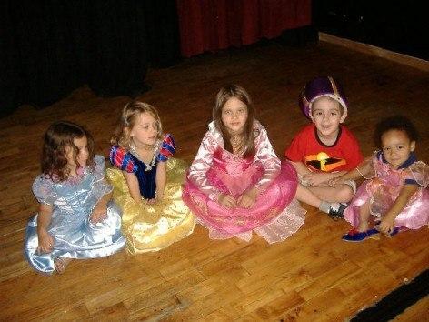 Galli Theater German Kids Summer Camp