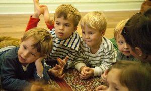 German Class Lieder & Geschichten in New York 3–5 year old