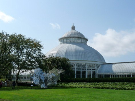 Botanical Garden Bronx New York in CityKinder German Blog CityErleben