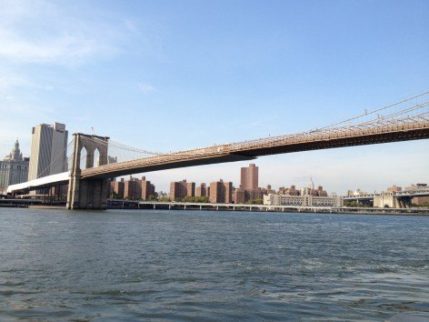 Brooklyn Bridge Park New York in CityKinder German Blog CityErleben
