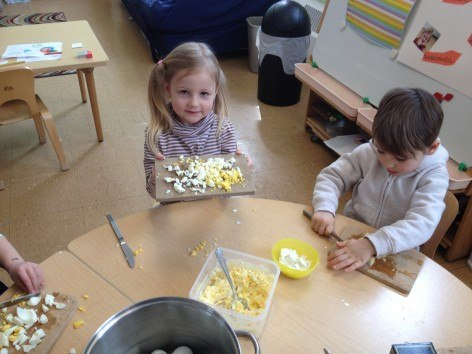 German Daycare and Preschool Country Day Nursery in Westchester New York