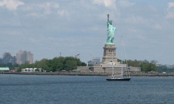 Governors Island New York in CityKinder German Blog CityErleben Article