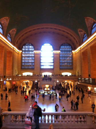 Grand Central New York in CityKinder German Blog CityErleben