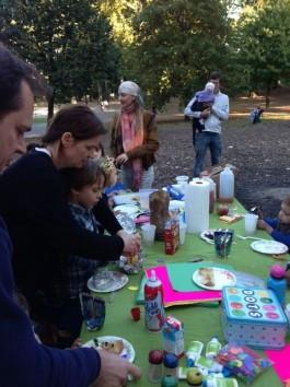 Herbst im Park German CityKinder Family Event in New York Brooklyn