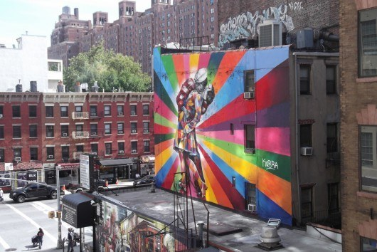 High Line Park New York in CityKinder German Blog CityErleben