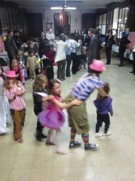 CityKinder Zirkus themed Karneval Party 2012 for German Kids in Manhattan New York
