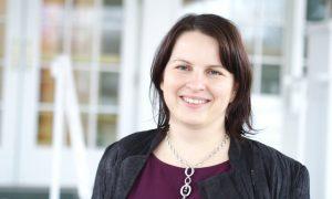 CityKinder Team Programmer & Newsletter Campaign Manager Kathrin Tartler