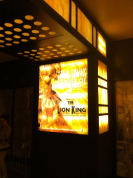 Lion King Broadway New York in CityKinder German Blog CityErleben