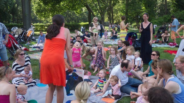 CityKinder German Family Event Summer Picnic in New York