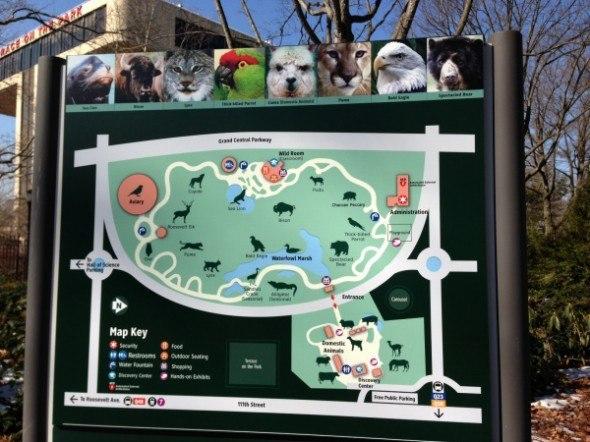 Queens Zoo New York in CityKinder German Blog CityErleben