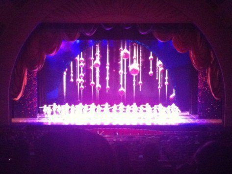 Rockettes Radio City Musik Hall New York in CityKinder German Blog CityErleben