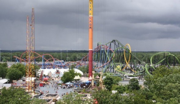 Six Flags Safari Adventure Park New Jersey in CityKinder German Blog CityErleben Article
