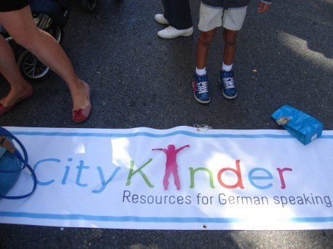 German-American Steuben Parade 2012 as CityKinder Family Event in New York