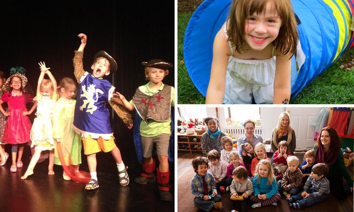 German Kids in New York | Classes, Events & More | CityKinder