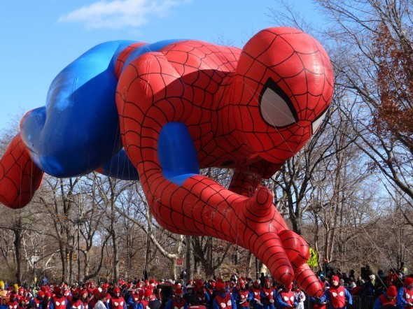 Macys Thanksgiving Day Parade New York in CityKinder German Blog CityErleben
