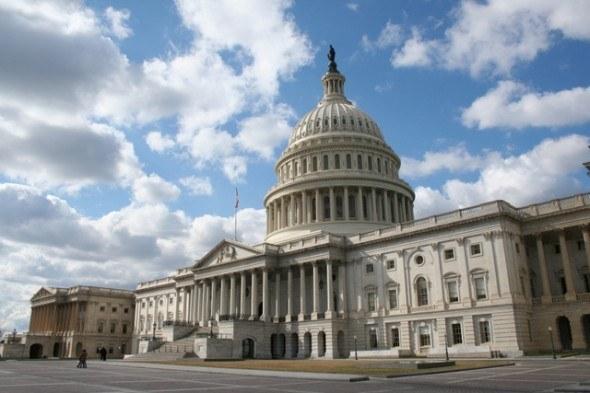 Parlament in Washington DC USA in CityKinder German Blog CityErleben