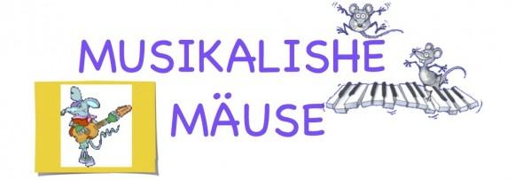 Musikalische Mäuse Logo