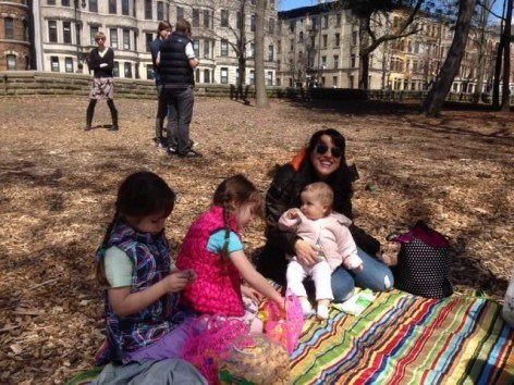 Easter Egg Hunt Central Park