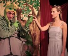 Galli's Frog Prince. Frog and Princess