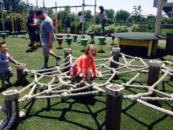 Liberty Science Center - Outdoors