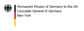 German Consulate New York Logo