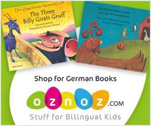 Oznoz Banner - German Books