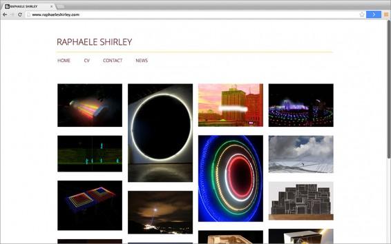 Screenshot Raphaele Shirley