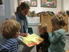 Children's class Deutsches Haus | CityKinder