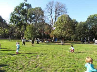 Herbst im Park   CityKinder