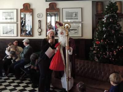 Weihnachtsfeier Brooklyn 2014   CityKinder