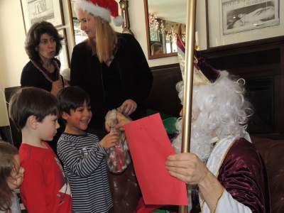Weihnachtsfeier Brooklyn 2014 | CityKinder