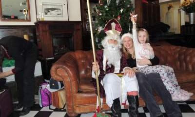 Weihnachtsfeier Brooklyn 2014