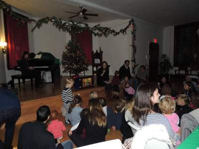 Weihnachtsfeier Manhattan Session I