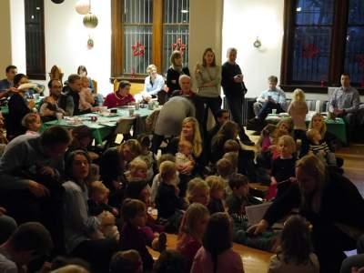 Weihnachtsfeier Manhattan Session II