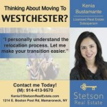 Kenia Bustamante Moving to Westchster | CityKinder