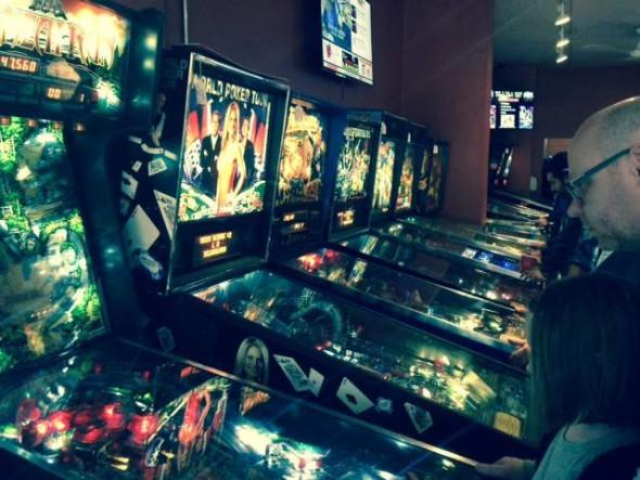 Pinball in NY   CityKinder