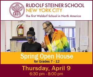 Rudol Steiner School Open House