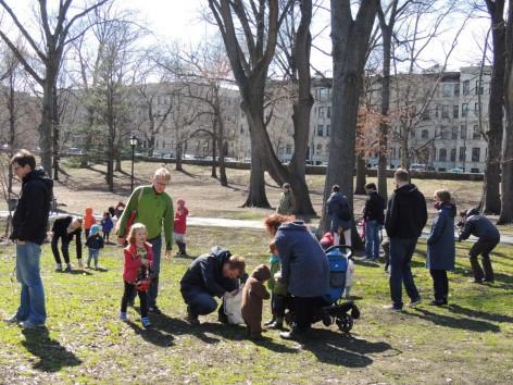 Easter Egg Hunt Brooklyn | City Kinder
