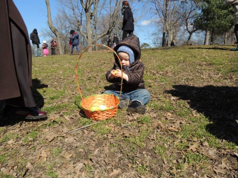 Easter Egg Hunt Brooklyn | City Kinder