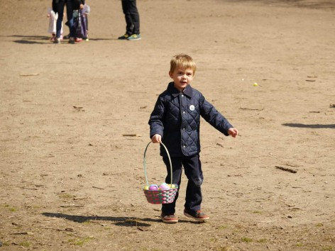 Easter Egg Hunt Session I