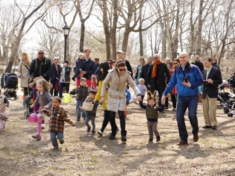 Easter Egg Hunt Brooklyn