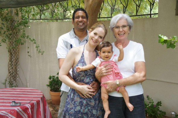 Granny Aupair with young family | City Kinder
