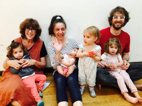 Family at Lieder und Geschichten
