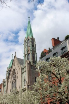St. Pauls Church for German Service in NY | City Kinder