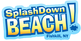 Splash Down Beach Logo | CityKinder