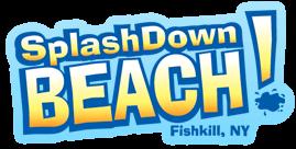 Splash Down Beach Logo | CityKinder